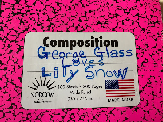 George Glass Loves Lily Snow