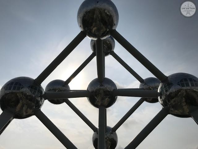 Atominum Bruxelas Bélgica