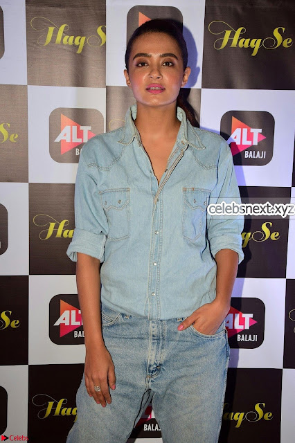 Surveen Chawla and her denim wears stunning Combination    Exclusive Galleries 001.jpg