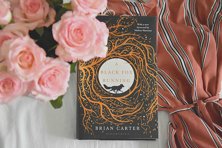 Buch-A Black Fox Running-von-Brian Carter