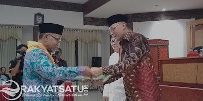 Wabup Tana Toraja Lepas 34 Jamaah Calon Haji