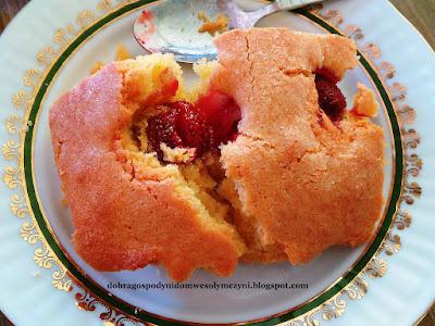 sprawdzone ciasto z owocami