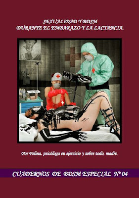 Cuadernos de BDSM especial BDSM embarazo y lactancia
