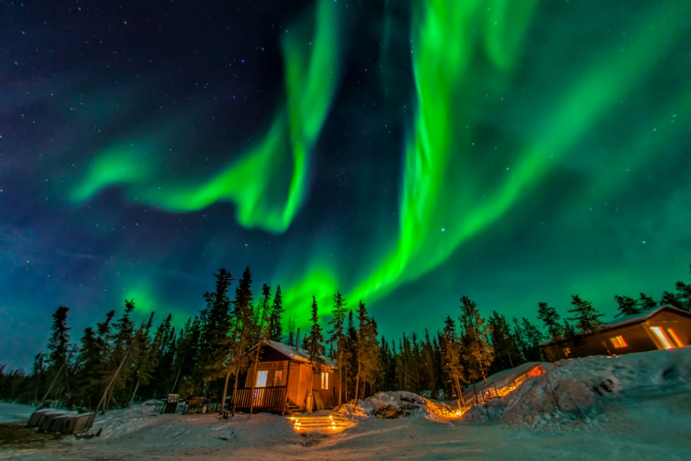 Interested In Seeing The Northern Lights Here Are 10