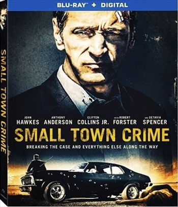 Small Town Crime 2017 English 480p BRRip 300MB ESubs