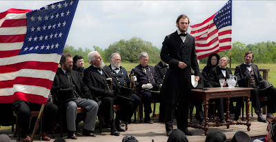 Filmen Abraham Lincoln Vampire Hunter