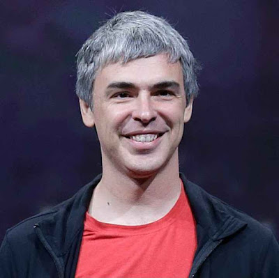 Larry Page - The Founder Of Google