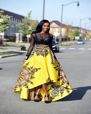 Outfits con estampados AFRICANOS elegantes tumblr que debes probar
