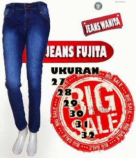 Grosir murah meriah celana panjang jeans wanita terbaru 2016