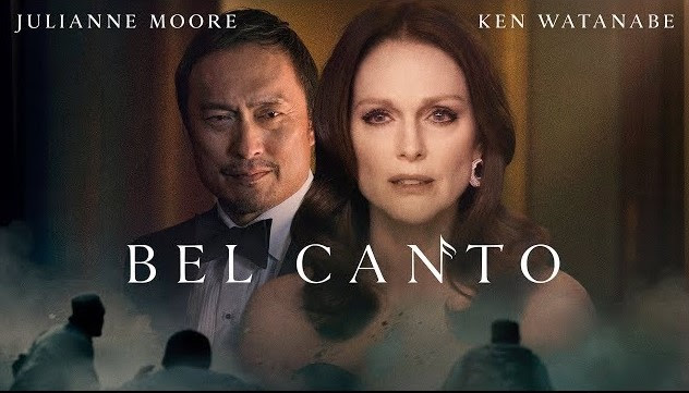 Bel Canto | Official Trailer  (2018)
