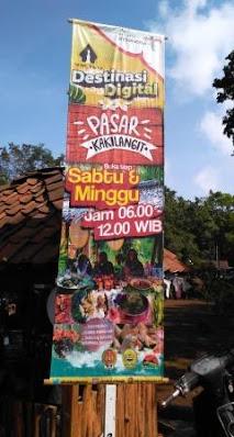 Pasar Kakilangit Mangunan