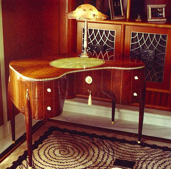 Historia del mueble y de la decoraci n interiorista 25 for Decoracion art nouveau