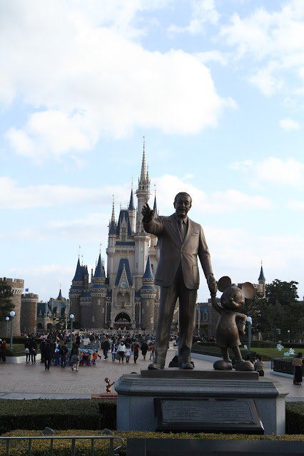 Japan Trip Part 3 - Disneyland
