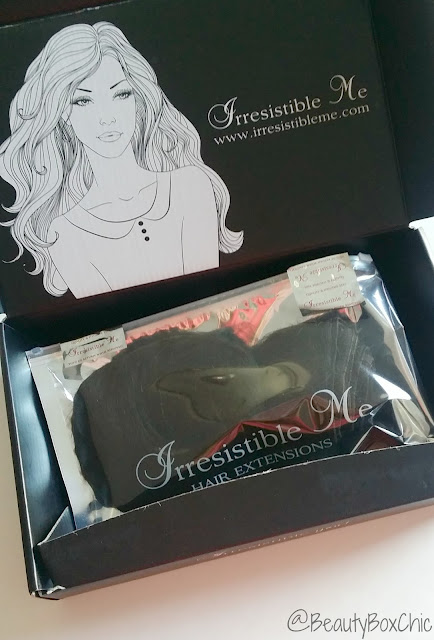 Irresistible Me Hair Extensions - First Impression + Review (Royal Remy in Chocolate Brown Shade)