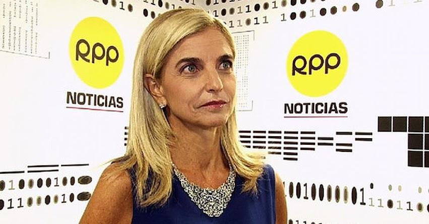 JOSEFINA TOWNSEND: RPP retira a periodista tras hacer pasar incómodos momentos a políticos poderosos