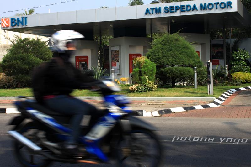 Y Prayogo Bni Pelopor Atm Sepeda Motor