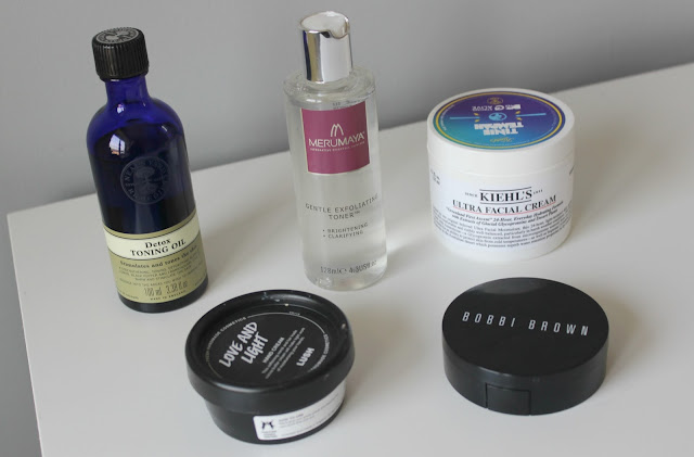 A picture of the best beauty products