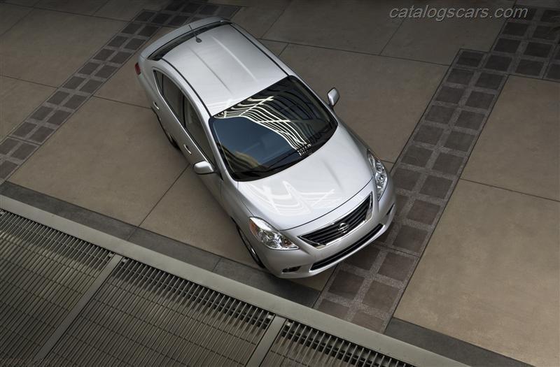 صور سيارة نيسان فيرسا 2013 - اجمل خلفيات صور عربية نيسان فيرسا 2013 - Nissan Versa Photos Nissan-Versa_2012_800x600_wallpaper_04.jpg
