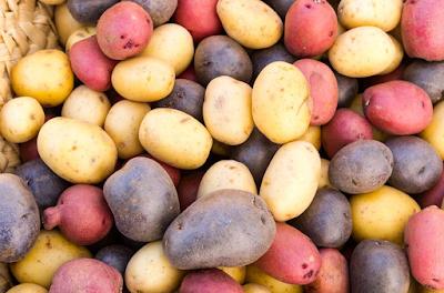 Nellamiacucina diversi tipi di patate e come utilizzarle correttamente - Diversi tipi di pasta ...