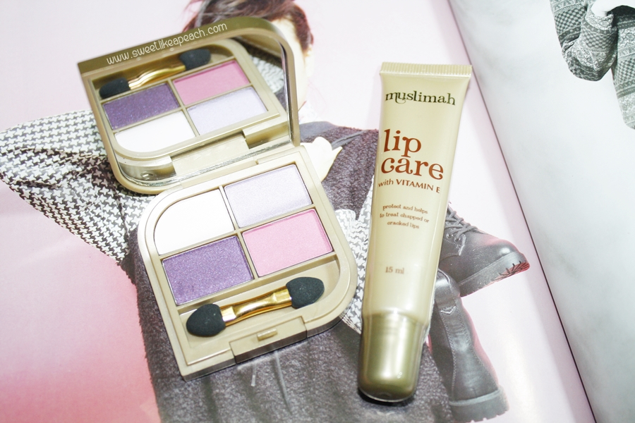 Muslimah Cosmetics by Sophie Paris
