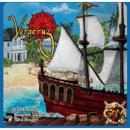 Veracruz 1631 (unboxing) El club del dado Veracruz-1631