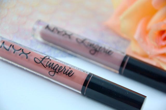 Les rouges à lèvres mats NYX Lingerie : buzz justifié ?