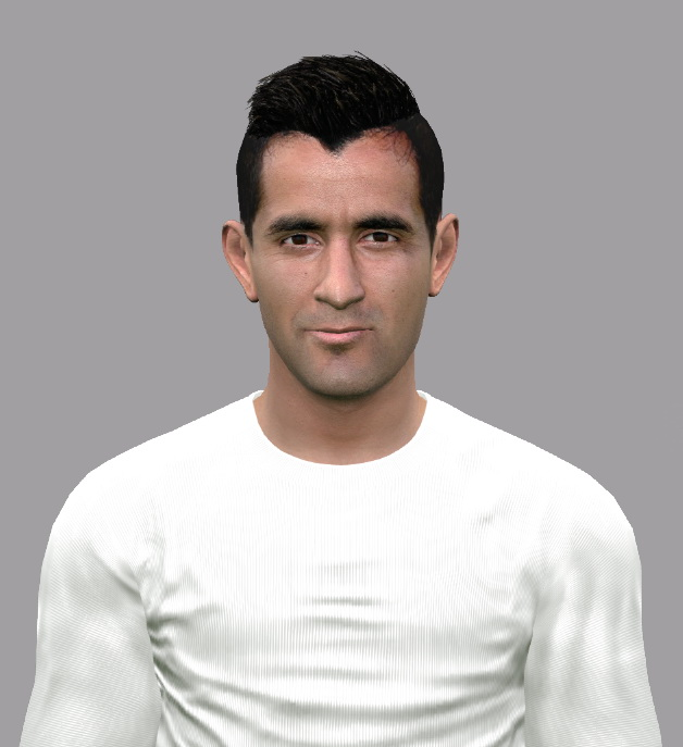 PES 2017 Maximiliano Moralez (New York City FC) Face by LF Facemaker