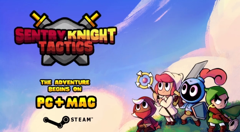 Sentry Knight Tactics Free Download Poster