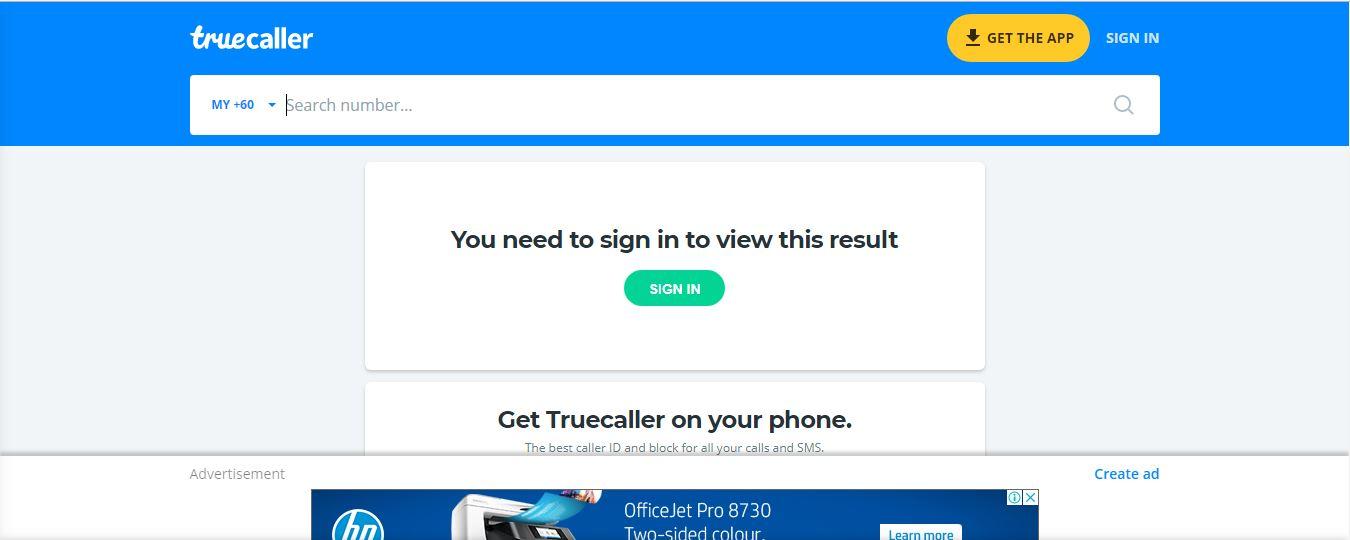 1001 Tips Trick Dan Tutorial Menarik Cara Semak Pemilik Nombor Telefon Yang Tidak Dikenali