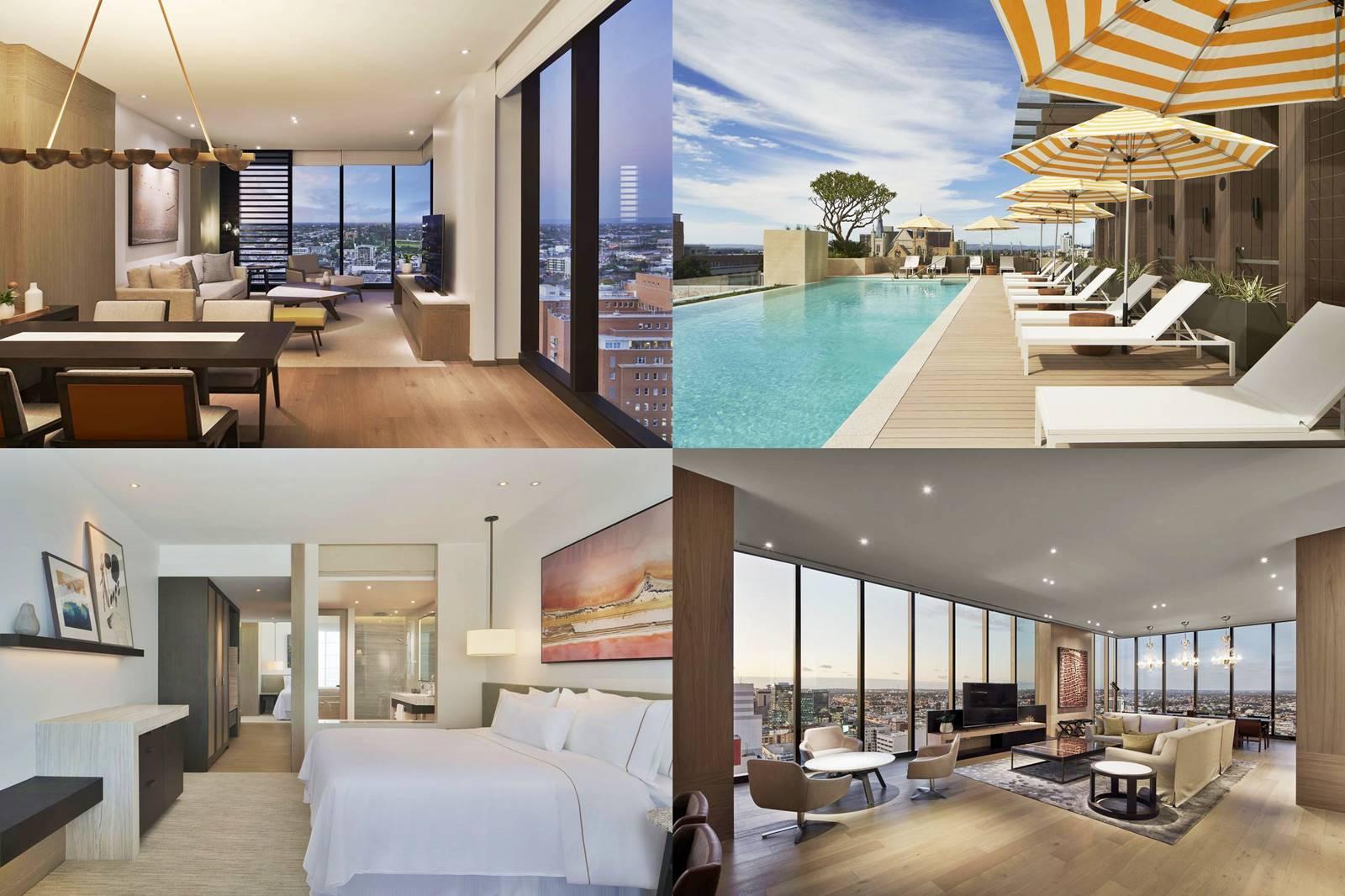 伯斯-市區-住宿-推薦-飯店-旅館-民宿-酒店-公寓-珀斯威斯汀酒店-The Westin Perth-便宜-CP值-自由行-觀光-旅遊-Perth-hotel