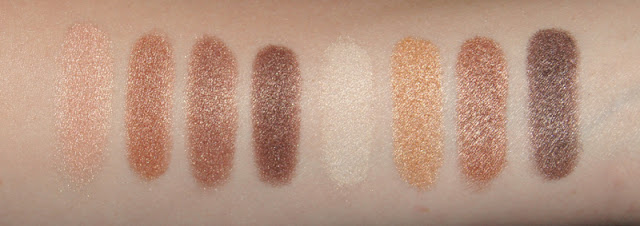essence all about bronze eyeshadow palettes review swatches best affordable shadows
