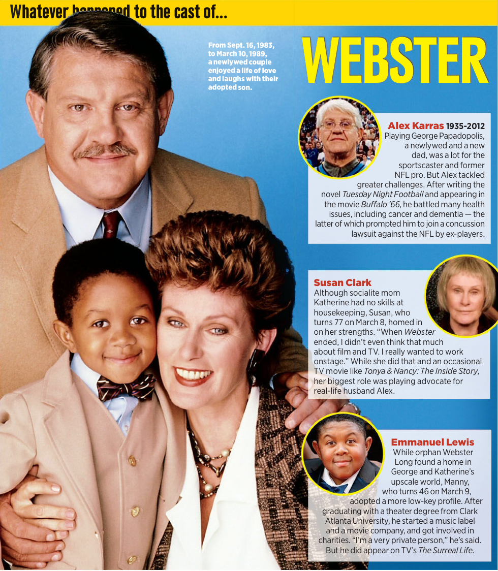 Whatever Happened To The Cast Of Webster Ihearthollywood