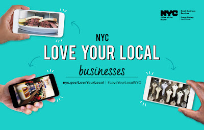 20 Businesses Will Share $1.8 Million Grants From NYC Love Your Local Program