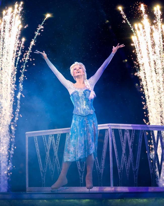 Disney on Ice Frozen review