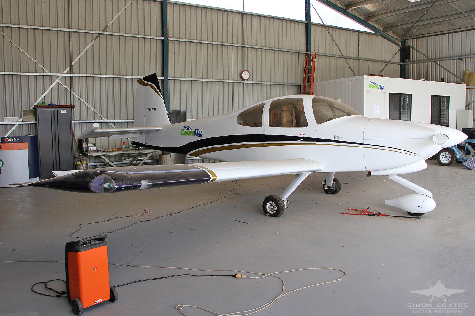 Vans RV-10 VH-NVL | GA Aircraft Australia