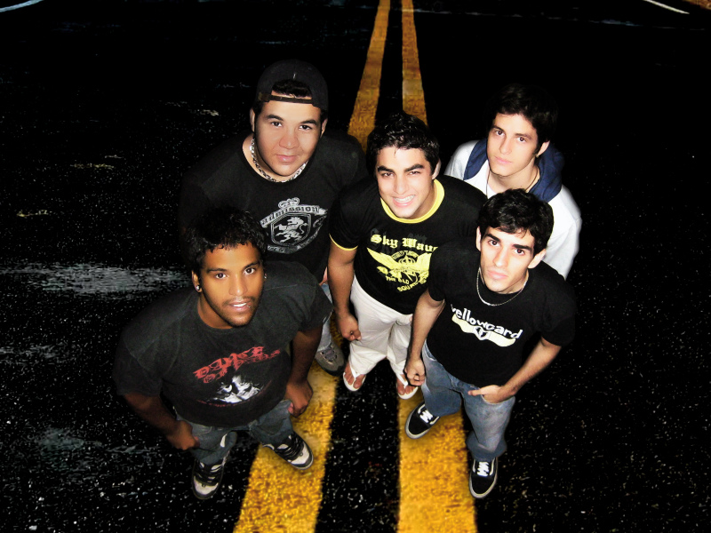 BAIXAR MUSICAS FRATER5 DA BANDA