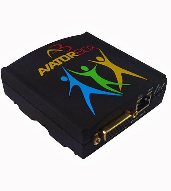 avator box setup 6.901