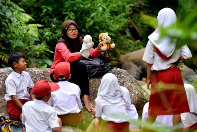 Gandeng Tangan Keluarga dan Sekolah pada Penyelenggaraan Pendidikan di Era Kekinian