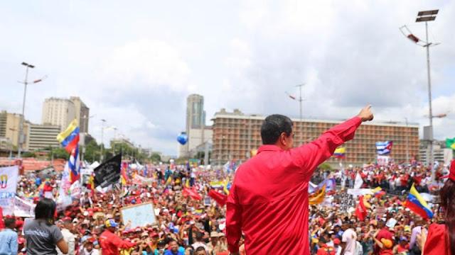 Entre la Constituyente y las protestas opositoras