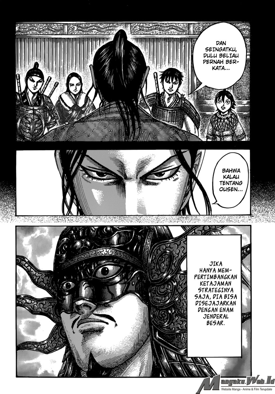 Baca Komik Manga Kingdom Chapter 499 Komik Station