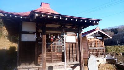 町田街道 泰良観音堂