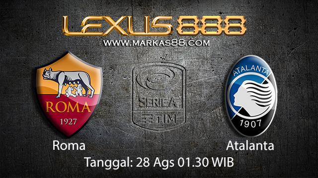 Prediksi Bola Jitu Roma vs Atalanta ( Italian Serie A )