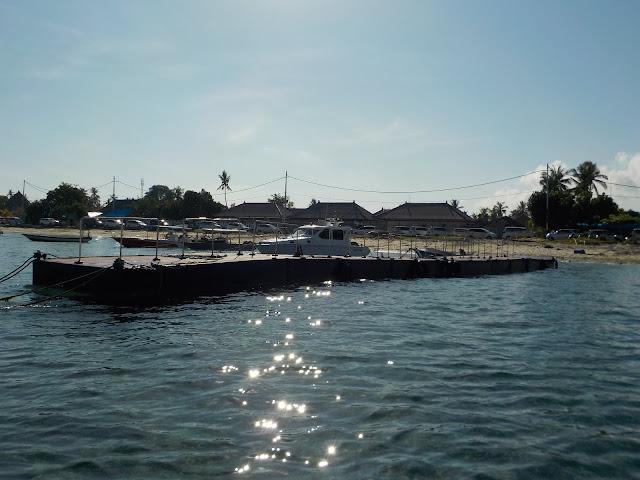 Pelabuhan Toya Pakeh Nusapenida