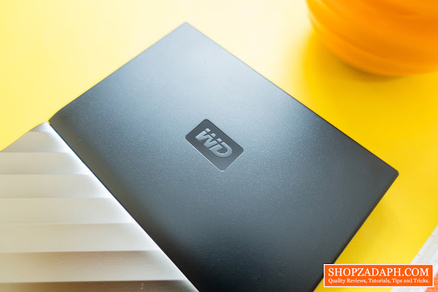 wd my passport ultra metal edition 1tb black review