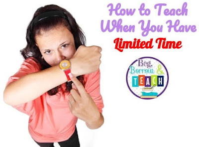 How to Teach When You Have Limited Time