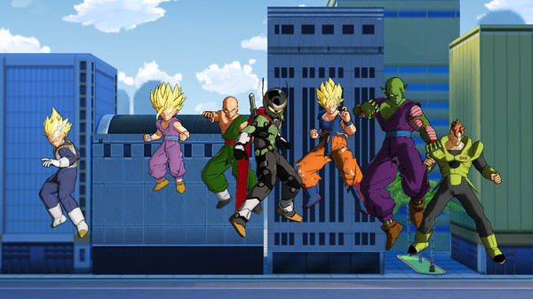 Super Dragon Ball Heroes World Mission PC Full Español
