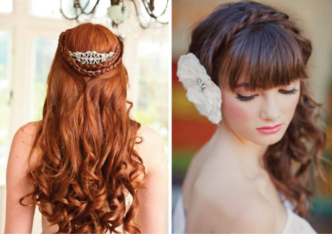 Wedding Hairstyles With Braids: {Wedding Trends} : Braided Hairstyles