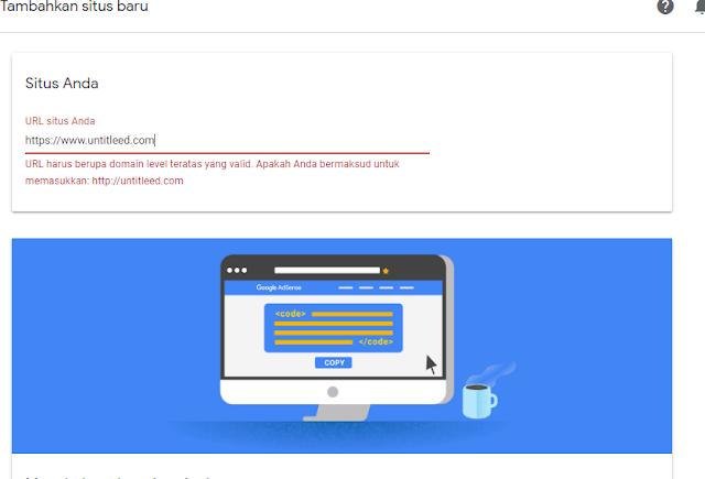Dilema Google adsense