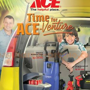 Katalog Promo ACE HARDWARE Terbaru 01 - 28 Agustus 2018