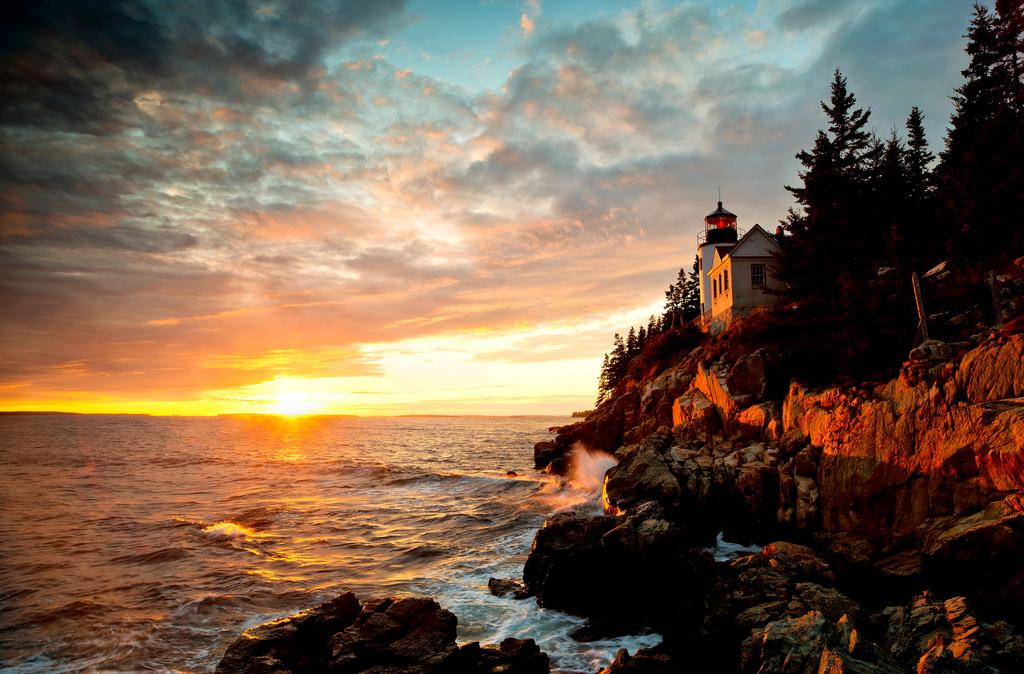 summer travel plans blog acadia national park